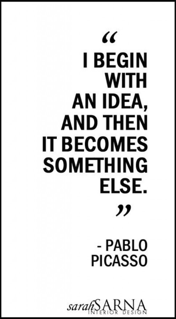 פיקסו, מגלגל רעיון והופך אותו למשהו אחר