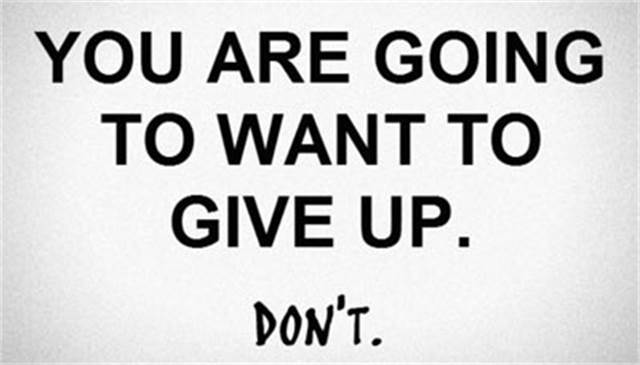 אל תכנע